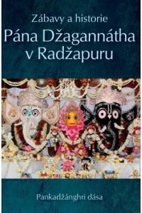 Zábavy a historie Pána Džagannátha v Radžapuru