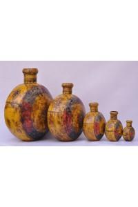 Překrásné, originální, ručně malované vázy