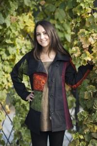 Originální podzimní/zimní kabátek