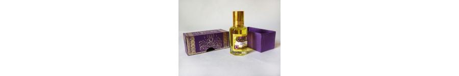 Olejové parfémy