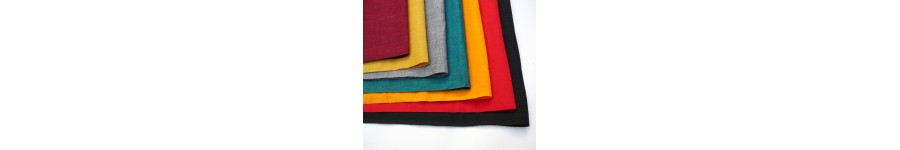 Jednobarevná bavlna