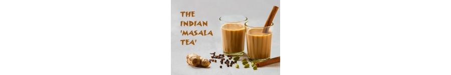 Indický čaj