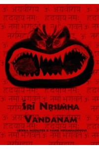 Šrí Nrsimha Vandanam - modlitby k Pánu Nrsimhadévovi