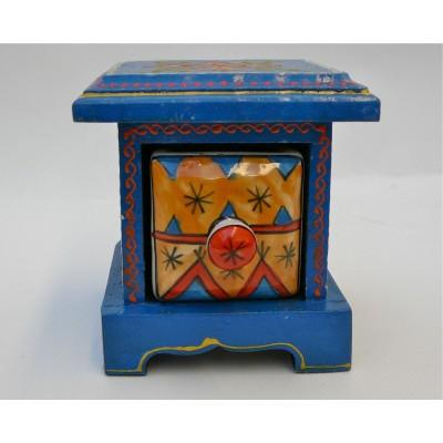 Veselý, barevný jedno-šuplíček