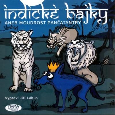 CD Indické bajky
