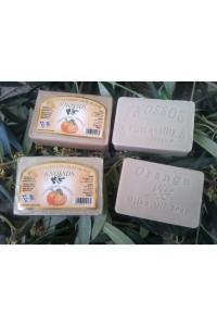 Olivové mýdlo - pomeranč 100g