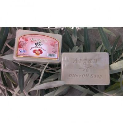Olivové mýdlo - argan 100g