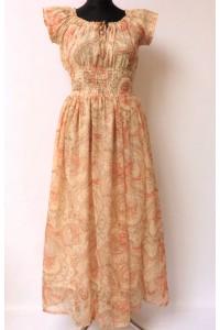 Maxi šaty - jemná elegance
