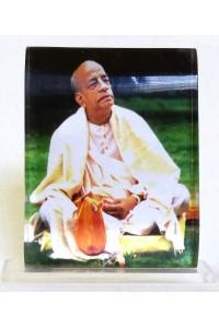 Šríla Prabhupáda, 5 x 3,5 cm