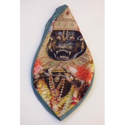 Japa pytlík s potiskem Ugra Nrsimhy v 5ti barvách