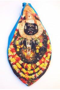 Japa pytlík s potiskem Ugra Nrsimhy v 9ti barvách