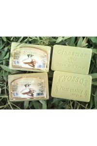 Olivové mýdlo - skořice 100g