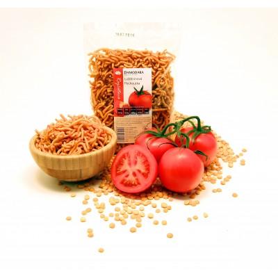 Hrachová pochoutka s rajčaty
