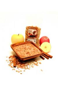 Pohanková kaše jablky a skořicí
