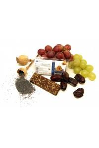 Maková ovocná svačinka s křupinkami