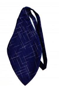 Pánský japa pytlík s kapsičkou, tmavě modrý