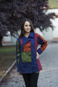 Originální podzimní/zimní bunda AKCE