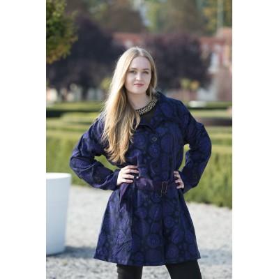 Originální manžestrový podzimní/zimní kabátek