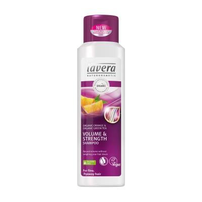 Šampon Lavera pro větší objem 250 ml