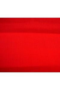 Jednobarevná bavlna - červená