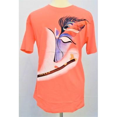 Pánské triko - avantgardní Krišna, vel.M, L