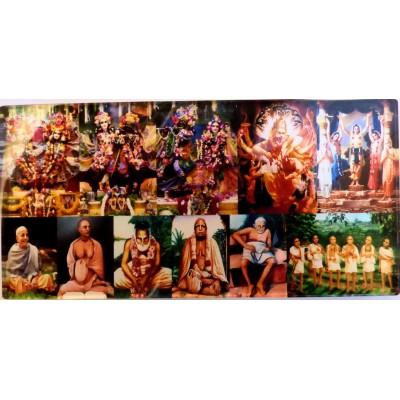 Obrázek - oltářík 20 x 10 cm
