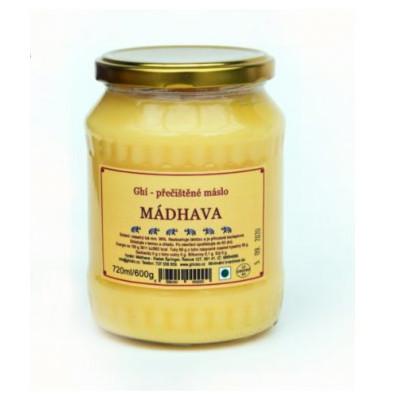 Ghí - přepuštěné máslo, 340 gr/ 420ml