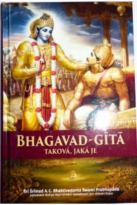 Bhagavad-gítá taková, jaká je