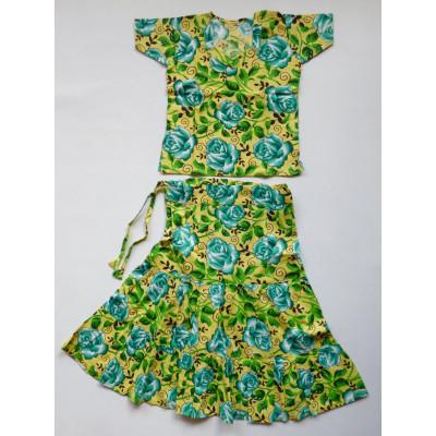 Divoký,dívčí set sukně s kurtičkou, vel. 16,20,28,32