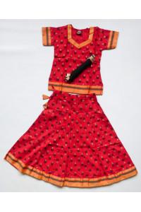 Veselý dívčí set sukně s kurtičkou, vel. 20
