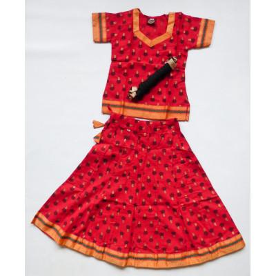 Veselý dívčí set sukně s kurtičkou, vel. 20, 24