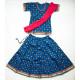 Krásný jihoindický set sukně s kurtičkou, vel. 28