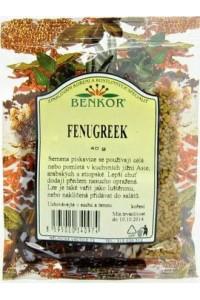 Fenugreek - řecké seno (methi), 40 g