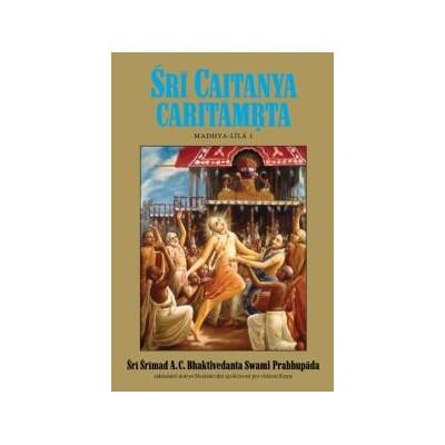 Čaitanja-čaritámrita - Madhya-Lílá, 1. díl