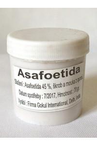 Asafoetida (hing), 70 g