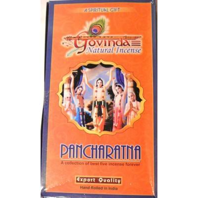 Pancharatna -5 druhů vůní, 250 gr