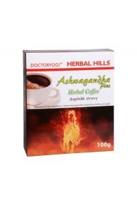 Ašvaganda plus, bylinná káva 100 g - Snižuje stres,dodává energii